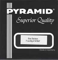Pyramid Saitensatz für kurzhals Saz 7-Saitig