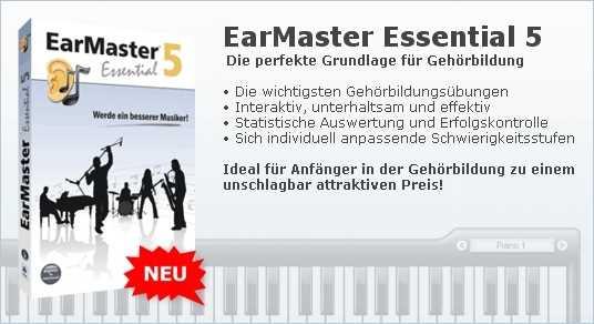 EarMaster Essential 5 CD-Rom