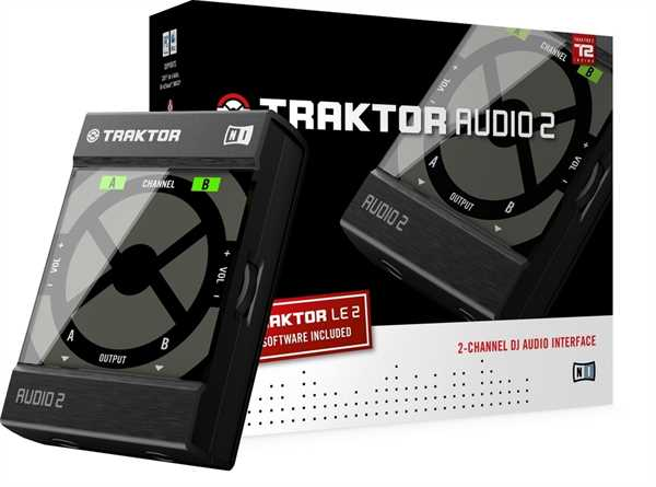 Native Instruments Traktor Audio 2 mk2 Audio-Interface