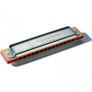 Hohner Marine Band SBS in G-Dur