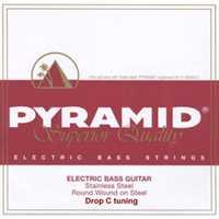 Pyramid Low B .065-.130 Basssaiten 4-saitig