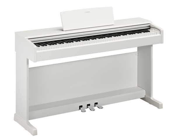 Yamaha Arius YDP-144 WH Digital-Piano weiß satiniert