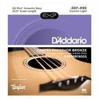 D'Addario EXP GS Mini 037-090