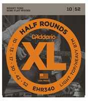 D'addario EHR-340 010-052 Half Rounds