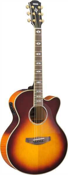 Yamaha CPX1000 BS El.-Akustikgit. brown sunburst