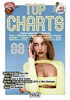 Top Charts 88 (+CD) :für C- und B-Instrumente, Klavier, Gitarre, Songtexte mit Akkorden