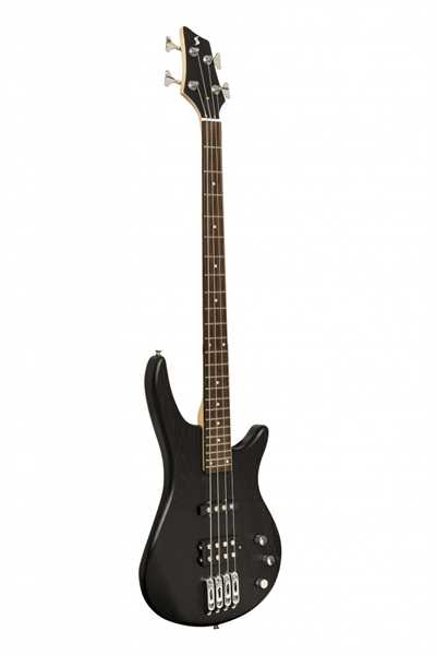 Stagg Fusion 40 Bass GT Satin Black SBF-40 BLK 3/4