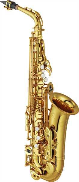 Yamaha YAS-62 02 Alto Saxophon incl. Case