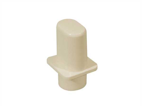 Boston LI-330 Schalterknopf für Tele-Modelle, metrisch, ivory