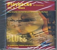 Playbacks für Drummers Vol 5 Blues