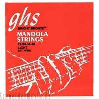 GHS PF-280 Saitensatz für Mandola