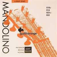 Galli G-1430 Mandoline-Saiten Satz Phosphor-Bronze Wound