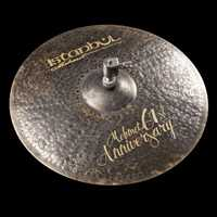 Istanbul 61th Anniversary Vintage Hihat 15""