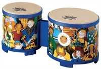 Remo World Percussion Rhythm Club Bongo RH560000