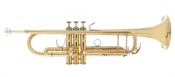 John Packer Trompete lackiert JP-251L SW inkl. Etui