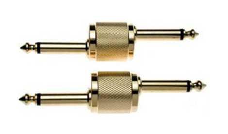 Stagg AC-PPDH 6,3mm Klinkeverbinder 2er Set
