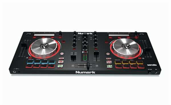 Numark Mixtrack Pro MKII - White Limited Edition