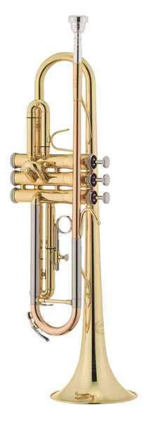 Jupiter Trompete JP-408L-Q inklusive Koffer und Mundstück