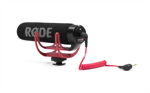 Rode VideoMic GO Kamera-Mikrofon