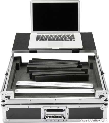 Magma Multiformat Workstation XL mit Laptopablage
