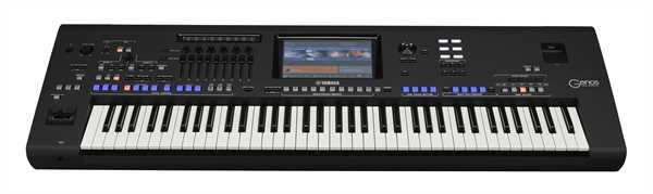 Yamaha Genos Entertainer Workstation 76 Tasten