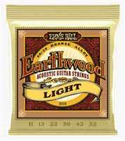 """Ernie Ball """"Earthwood Bronze med.-light"""" Westerngitarren Saitenset 011-052"""