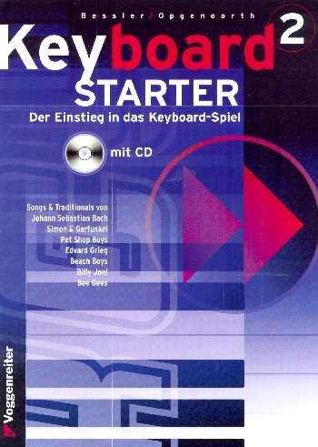 Norbert Opgennoorth Jeromy Bessler Keyboardstarter 2 +CD