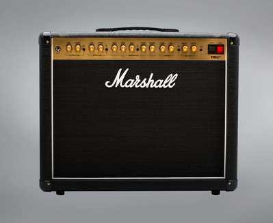 Marshall DSL40CR 40 Watt, Vollröhre