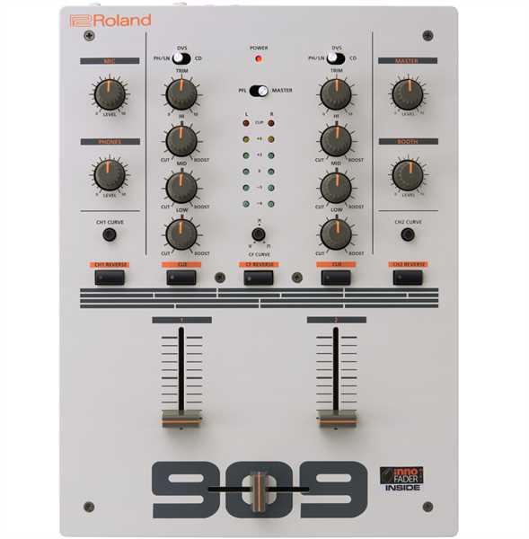 Roland DJ-99 Battle Mixer