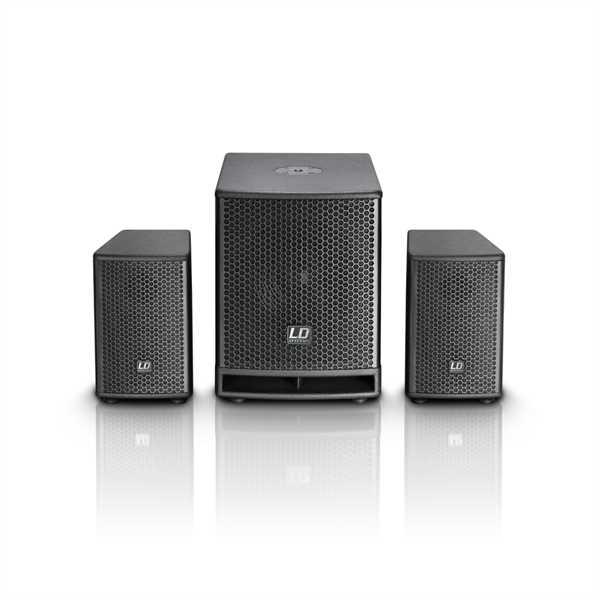 LD Systems DAVE 10 G3 - Aktv-PA-System