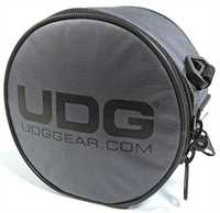 UDG Kopfhörer Bag - Gray (Orange Inside)
