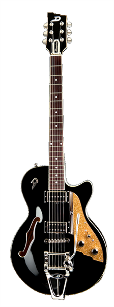 Duesenberg Starplayer TV black inkl. Koffer