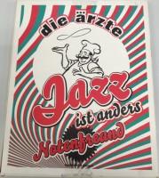 Antiquariat Die Ärzte Jazz ist anders