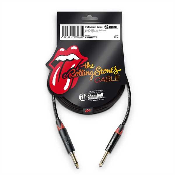 ah Cables 6-Star - Rolling Stones Gitarrenkabel 3m Silent