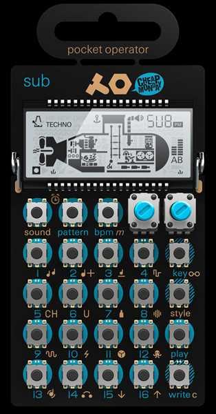 Teenage Engineering PO-14 Pocket-Sub