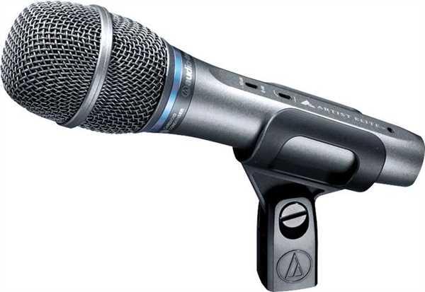Audio Technica AE 5400 Kondensator-Gesangsmikrofon