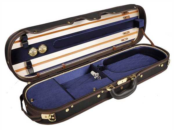 Leonardo Lux series Violinenkoffer 4/4