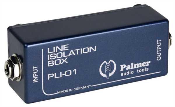 Palmer PLI01 Line Isolation Box 1 Kanal