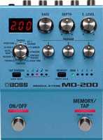 Boss MD-200 Modulation Bodeneffekt