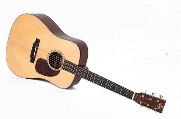 Sigma Guitars SDM-18VT Limited Edition Dalbergia Baronii 7g