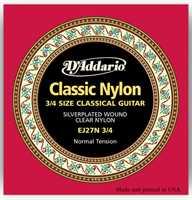 D`Addario EJ27N 3/4 Classic