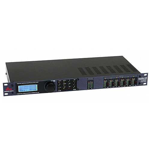 DBX DriveRack 260 Lautsprecher Management