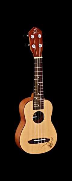 Ortega Sopran-Ukulele RU5-SO