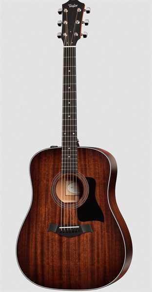Taylor 320e Mahogany ES2