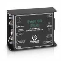 Palmer Pro PAN 02 PRO - DI-Box aktiv