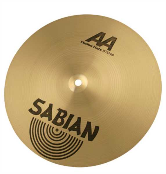 "Sabian AA Fusion 14"" Hihat B-Ware Ausverkauf"