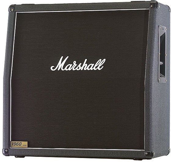 "Marshall 1960 A Gitarrenbox 4x12"", 300 Watt"