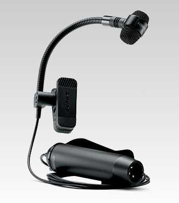 Shure PGA 98 H inkl. Mikrofonkabel