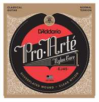 D'Addario EJ-45 Classic normal tension