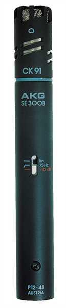AKG C 391 B Kondensatormikrofon